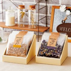 Spices Packaging, Dessert Packaging, Bakery Packaging, Cookie Packaging, Tea Packaging, Food Packaging Design, Packaging Design Inspiration, Tea Box, Tea Gifts