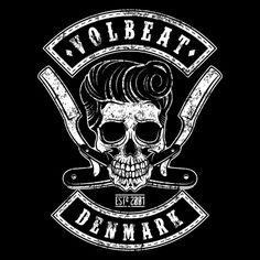Volbeat...can't get enough of these guys.