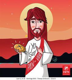 God Jesus, Jesus Christ, Childrens Prayer, Jesus Artwork, Jesus Piece, Lord Is My Shepherd, Religious Images, Jesus Loves Me, Roman Catholic