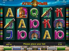 Aztec Power - http://freeslots77.com/online-casino-slot-game-aztec-power/ - Now, you can learn about the mysterious powers of Aztec civilization by playing Aztec Power. Novomatic has designed this online casino slot game. This casino slot game runs on 5 reels and you can select up to 25 paylines to place your bets and win money boldly. Grab free spins and gambling...