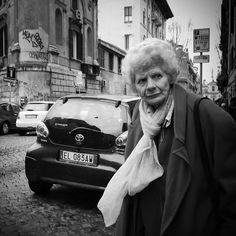 Luisón: Street Photography in BW. Roma (12). February 2015...