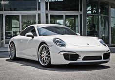 Porsche 991 With Champion Motorsport RG5 | Flickr - Photo Sharing!