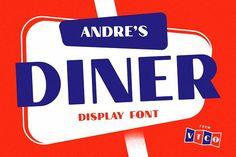 Andre's Diner Displa