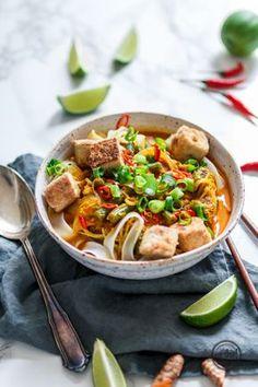 "Kurkuma-Curry ""Singapore Style"" · Eat this! Vegan Food & Lifestyle"