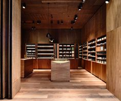 PSLAB And Aesop Have Collaborated With Melbourne Based Studio KTA On The Lighting Design Of Newly Opened Store In Emporium