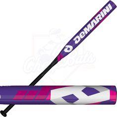 2016 DeMarini CF8 HOPE Fastpitch Softball Bat -10oz WTDXCFH-16