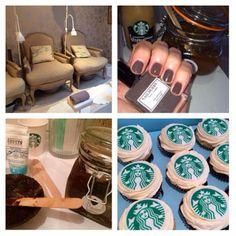 Pop Up Starbucks Spa to launch new Starbucks cookies & cream frappuccino
