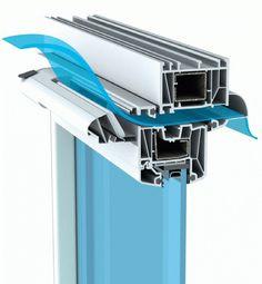 ABM Jędraszek - produkcja i sprzedaż stolarki okiennej z PCV i aluminium. Projects To Try, Cabinet, Storage, Bed, Furniture, Home Decor, Places, Ideas, Footlocker