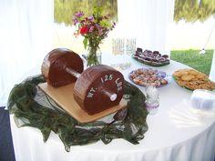 his groom's cake