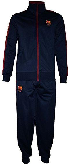 42ba04ba7d5 Survêtement Barça - Collection officielle FC BARCELONE - Taille enfant  garçon 10 ans