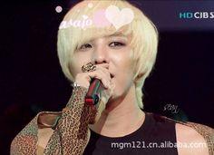 Kpop Bigbang GD G-dragon Rose shaped ring