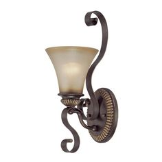 Found it at Wayfair - Kingsley 1 Light Wall Sconce