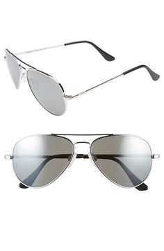 14c8b6c0f7 Randolph Engineering  Concorde  57mm Aviator Sunglasses
