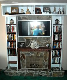 8 Clever Tricks: Indoor Gas Fireplace mobile home fireplace makeover.Fireplace Illustration Home fireplace vintage joanna gaines. Indoor Gas Fireplace, Craftsman Fireplace, Fireplace Seating, Fireplace Bookshelves, Freestanding Fireplace, Fireplace Built Ins, Shiplap Fireplace, Victorian Fireplace, Fireplace Mantle