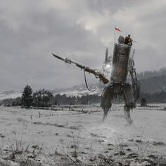 Jakub rozalski 1920 the watch 01s