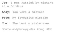 The best mistake ever