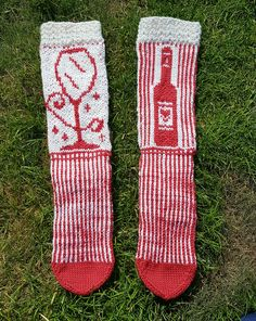 Rødvinsokkene Christmas Stockings, Holiday Decor, Home Decor, Decoration Home, Interior Design, Home Interior Design, Home Improvement