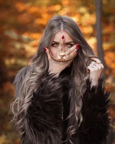 (notitle) - halloween makeup - Halloween MakeUp and Kostume Halloween Makeup Artist, Halloween Makeup Looks, Halloween Tags, Makeup Artist Jobs, Makeup 2018, Make Up Art, Beauty Routines, My Hair, Style Me