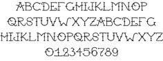 http://www.fontspace.com/preview/charmap/af5bfa66db907488e0e0693fdcf7f844.png