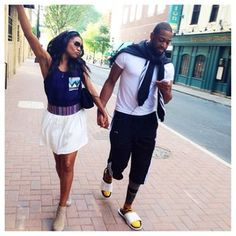 Since they're absolutely perfect for each other. | 24 Photos Of Gabrielle Union And Dwyane Wade That Prove Love Is Real