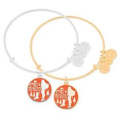 Pocahontas Bangle by Alex and Ani | Disney Store You will always find your own path to high fashion when wearing this Pocahontas bangle in a choice of gold and silver finishes by Alex and Ani. Our beautiful metal bracelet is fully adjustable for a perfect fit.