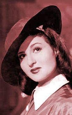 Egyptian actress Na'eema Akef