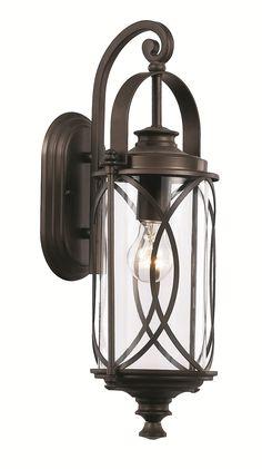 Crossover 1 Light Wall Lantern