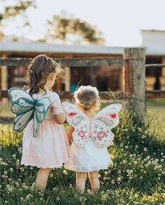 butterfly-wings using Tilda fabrics