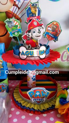 DECORACIONES INFANTILES: abril 2015