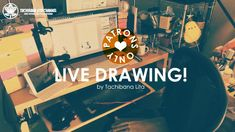 ✔ Live Drawing Archives 2018.01.28