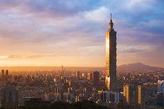 เที่ยวไต้หวัน ตึกไทเป 101 (Taipei 101) ศูนย์การเงินโลกไทเป กรุงไทเป