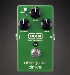 Prymaxe Giveaway: MXR Shin-Juku Drive!