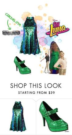 """""""soy luna"""" by maria-look on Polyvore featuring Ellie and Steve Madden"""