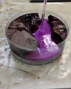 So skillfully done and artistic resin crafts. ❤️❤️💜💜 Epoxy resin pigment/dye is available with promotion on Amazon. Follow us for more daily inspiration. Follow us for more daily inspiration. All credit to SaturnHandmade
