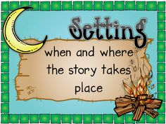 Another pinner says...Completed project I made after being inspired by Pinterest!  Come grab the 6 story element posters offf of my blog  http://stepintosecondgrade.blogspot.com