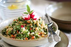 Chickpea and Veggie Quinoa Salad-5 by Sonia! The Healthy Foodie, via Flickr