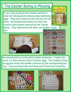 Golden Gang Kindergarten: The Easter Bunny is Missing