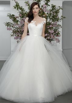 Can't Afford It? Get Over It! A Romona Keveza Tulle Ballgown for Under $1500