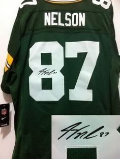 nfl Green Bay Packers Jordy Nelson ELITE Jerseys
