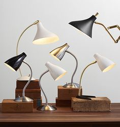 Mid-Century Lamps | Rejuvenation