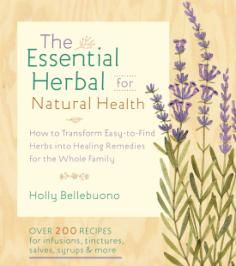 Essential Herbal for Natural Health with free facial recipes
