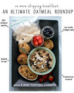 5 Easy ways to make healthy steel cut oats - never skip breakfast again!