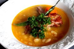 The 55 Types Of Deliciously Famous Soups Of The World. Pasulj