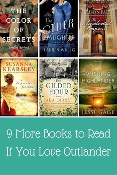 Can't get enough Jamie Fraser? Here are 9 More Books to Read If You Love Outlander