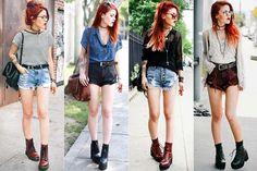 Estilo de blogueira: Luanna Perez-Garreaud | Just Lia