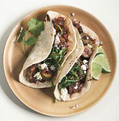 Steak Picadillo Soft Tacos Photo - Tacos Recipe   Epicurious.com