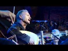 Fragile - Sting featuring Chris Botti, Yo-yo Ma and Dominic Miller - Symphony Hall - Boston - Sept 2008