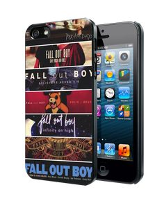 Fall Out Boy Collage2 Samsung Galaxy S3 S4 S5 Note 3 Case, Iphone 4 4S 5 5S 5C Case, Ipod Touch 4 5 Case