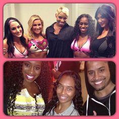 Raw ATL Divas with Nene leaks and Trinity, Jon with Chili