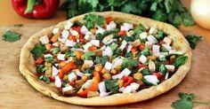 Pizzas How You Like 'Em #recipe